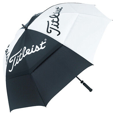 Titleist Gustbuster Double Canopy Golf Umbrella