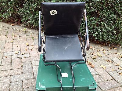 Vintage Child's Rear Bike Cycle Seat / Carrier  - Suit Classic 3 Speed Cycle