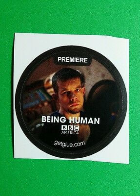 "Being Human Russel Tovey George Bbc Photo Tv Small 1.5"" Getglue Get Glue Sticker"