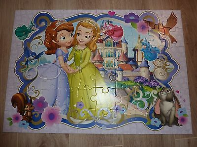 Ravensburger Sofia The First Disney Giant Floor Puzzle (60 Pieces) 4 Years
