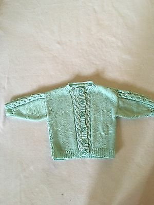 Home Made Girls/ Boys Cardigan 12-18 Months