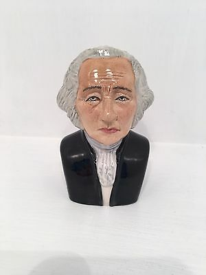 Manor Collectables American Presidents George Washington Toby Jug 96 of 1500
