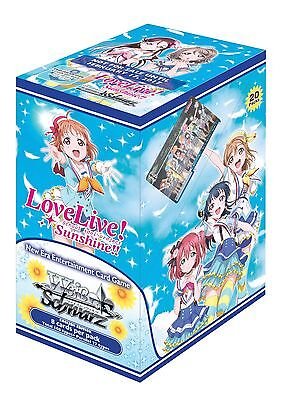 Weiss Schwarz – Love Live! Sunshine!! Booster Pack - Pre Order Ships 03.03.17