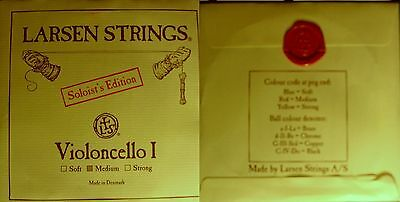 Larsen A soloist, the Super string for the Cello soloist