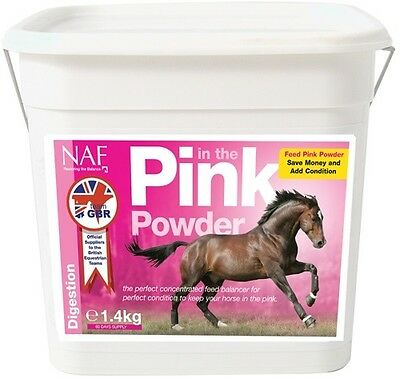 NAF In The Pink Powder Digestive Aid 1.4kg. Premium Service. Fast Dispatch.