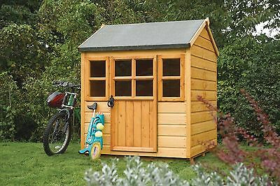 Little Playhouse - Childrens Wooden Playhouse - Childrens Shed
