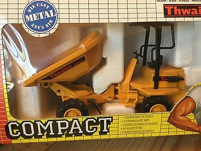 Joal 157 Thwaites Dumper Truck Scale 1:35 5TM Mint Boxed Diecast Model MIB VGC