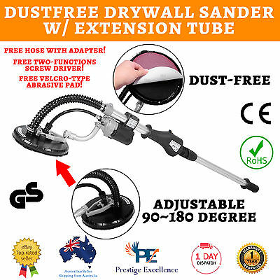 Drywall Sander Dust - Free with Extension Tube Attachable Vacuum Cleaner - New