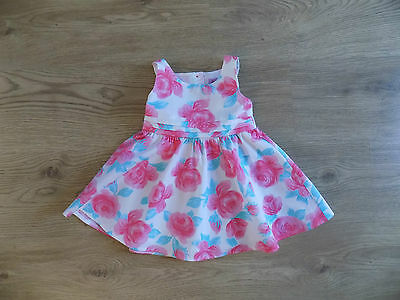Baby Toddler Girl Party Dress 12 18 months (i2)