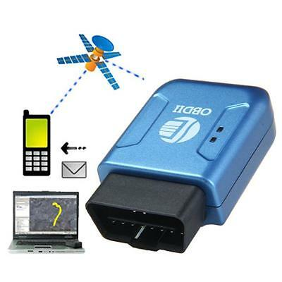OBD2 OBDII GPRS GPS WiFi Real Time Tracker Car Vehicle Tracking System Geo-fence
