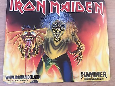 Iron Maiden - Metal Hammer Mouse Pad