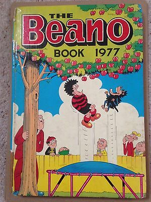 The Beano Book Annual 1977 Great 40th Birthday Gift!