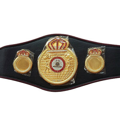 Brand New WBA Replica Boxing Championship Belt Adult Premium Quality