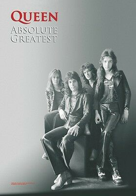 QUEEN absolute greatest Textile Poster Flag