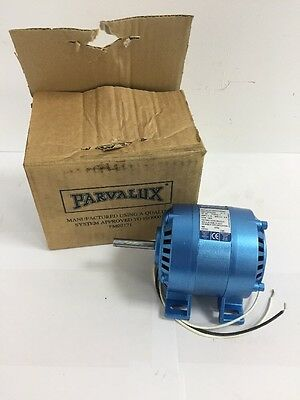 New Parvalux 8.6w SD21 Reversible AC Electric Motor Single Phase 1400RPM 230/250