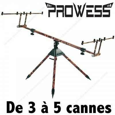 Rod Pod Prowess Astral Camou 3 À 5 Cannes