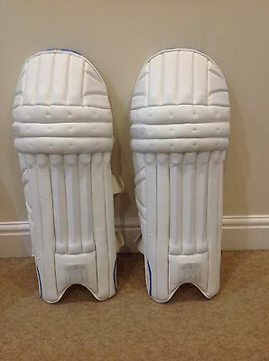 Newbery Tour Left Handed Youths Cricket Pads