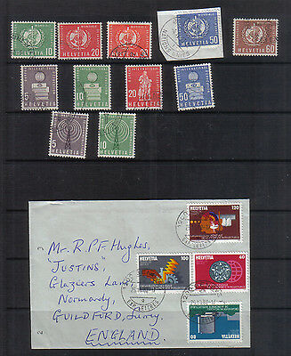 International Organisations Small used collection