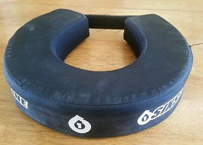 SixSixOne Neck Roll Support System Protector Black 661