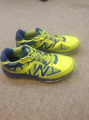 New Balance Fantom Fit Cricket Spikes Size 8