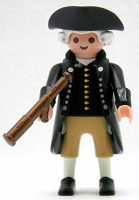 GEORGE WASHINGTON Playmobil zu Continental Army Amerika USA Custom Figur - 1841