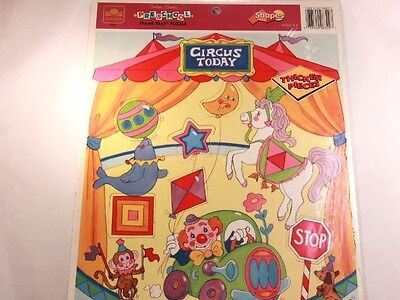 Pre School Frame Tray Puzzle. Shapes. Factory Sealed. Golden