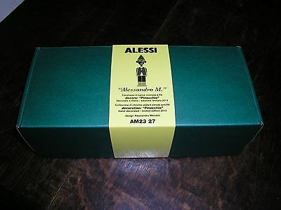 Alessi Corkscrew Am23- 27 Pinocchio Limited Edition 2013