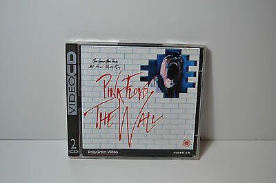 Video Cd - Pink Floyd - The wall