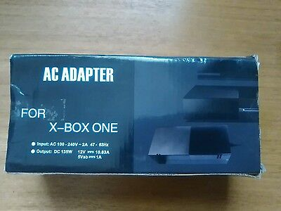 XBOX ONE replacement power AC adaptor