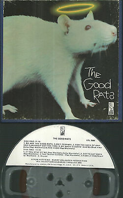 4 Spur Tonband Reel to Reel : The Good Rats - same (Hard Rock) Psychedelic Rock