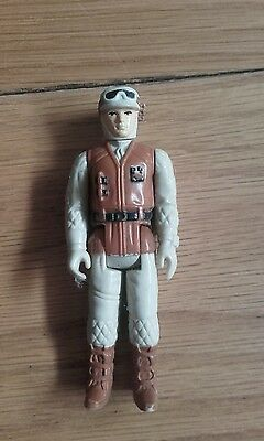 Star Wars 1980 REBEL SOLDIER (HOTH GEAR) comes with backpack