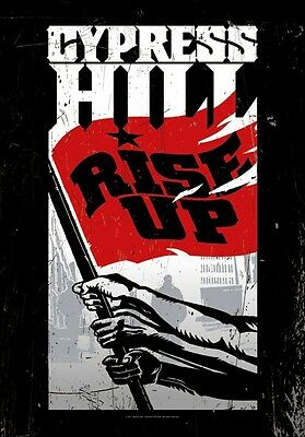 Cypress Hill Rise Up Textile Poster Flag
