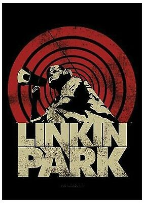 Linkin Park Loud and clear Textile Poster Flag