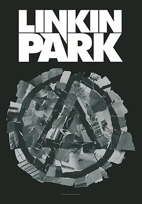 Linkin Park Pieced together Textile Poster Flag