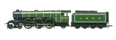 Hornby RailRoad LNER 4-6-2 'Flying Scotsman' A1 Class TTS Sound - Free Shipping