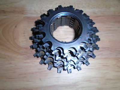 Shimano 105 7 Speeds Cassette, Used, Good Working Condition.