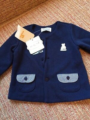 Baby Boys Jacket 2-4months