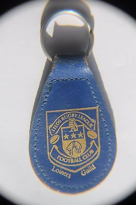 Leeds Rugby League Football Club Loiners Guild Leeds Rhinos Supporters Keyring