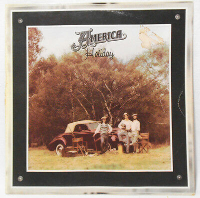 "lp vinilo, vinyl; America "" Holiday"" warner/WEA records, España 1983"