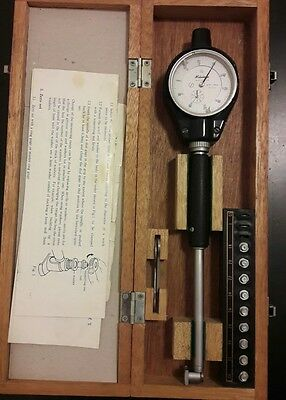 Mitutoyo bore gauge 511-167 range 18-35 mm