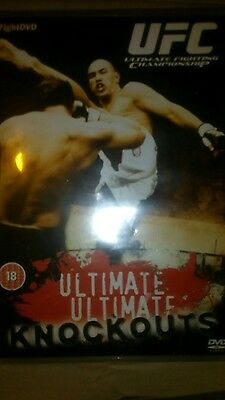 ufc dvd collection