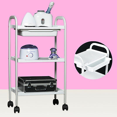 1DRAWER TROLLEY Beauty Salon Skincare Tattoo Spa Facial  Storage Medical Beauty
