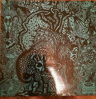 "Arzachel ""arzachel"" Mega-Rare Uk Psych Original German Lp Steve Hillage/gong Ex!"