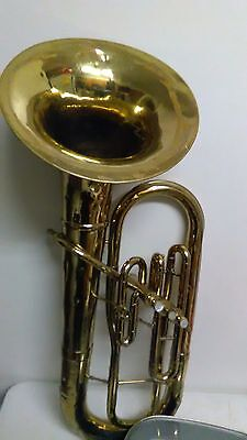 A Used Gold Olds Baritone And More