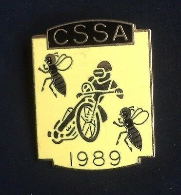 Speedway badge Coventry 1989