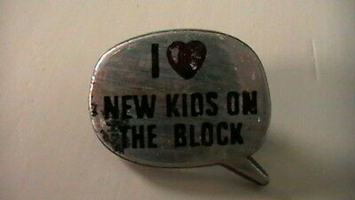New Kids On The Block Pin On Badges From The 90S