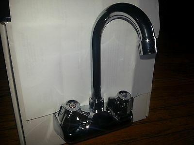 Commercial Wall Mount Hand Sink Faucet