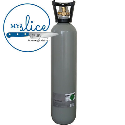 Co2 Gas Cylinder 6Kg (New & Full) - Home Brew / Kegging / Beer / Grainfather