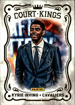 2012 Panini National Convention Kings VIP Multi-Sport Card  #4 Kyrie Irving