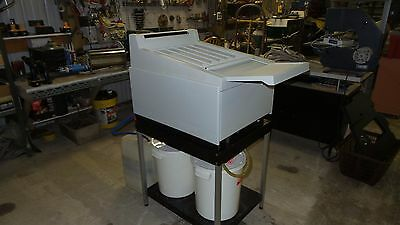 ALLPRO Imaging 100 Plus X-Ray Processor Developer w/ tanks GREAT CONDITION!